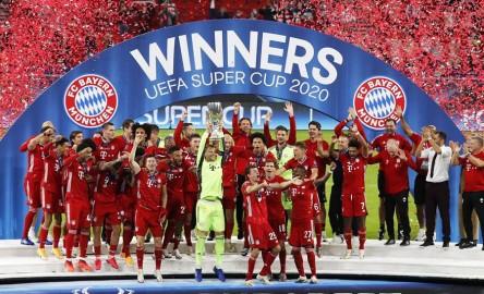 Bayern Munich logra la Supercopa de Europa