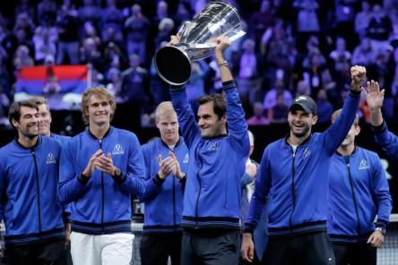 La ATP incluye la Laver Cup de Federer como torneo oficial