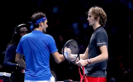 Federer y Zverev jugarán en noviembre un partido de exhibición en Bogotá
