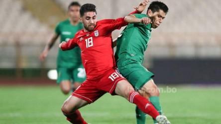 (2-1) Irán se hace respetar en casa ante una Bolivia que dio lucha al final