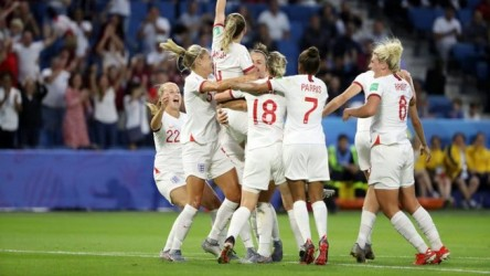 Wembley espera el partido femenino con más asistencia de la historia en UK