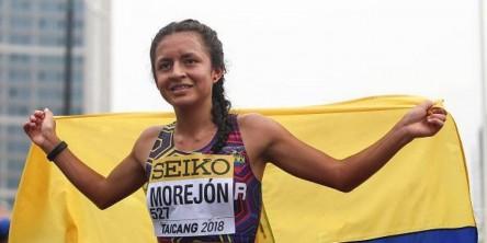 El atletismo fue la disciplina más destacada de Ecuador durante 2018
