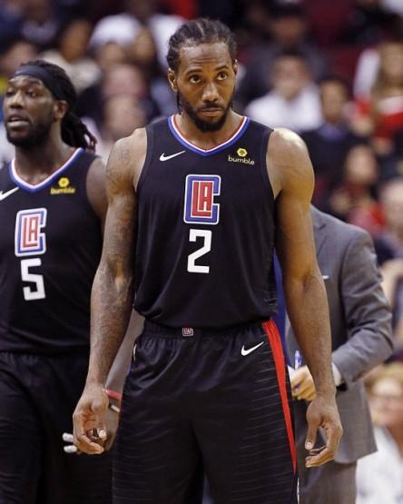 Leonard se perderá el tercer partido consecutivo con los Clippers