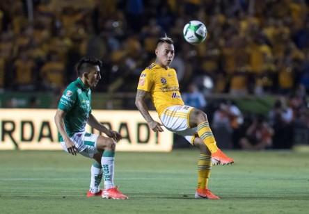 Tigres venció a León en la final de ida de la Liga MX