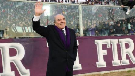 """El presidente del Fiorentina ve """"gran probabilidad"""" que no termine Serie A"""