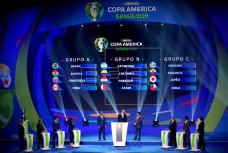 """Brasil está """"ilusionado"""" con la Copa América, dice el secretario del Deporte"""