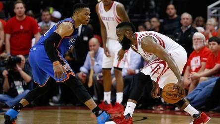 Los Rockets consiguen a Westbrook a cambio de Paul y derechos de selección