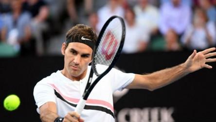 Federer y del Potro debutan sin ceder un set (Resumen)