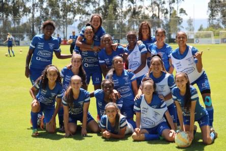 Definidos los grupos para la Copa América femenina