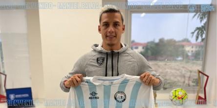 Manuel Balda, refuerzo 'top' de Guayaquil City