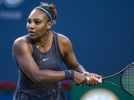 Williams y Sharapova en primera ronda del US Open y Muguruza contra Riske