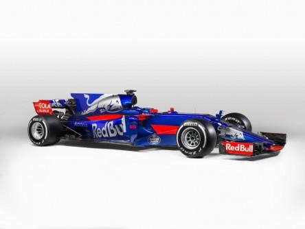 Presentado en Montmeló el nuevo STR12 de Sainz y Kvyat