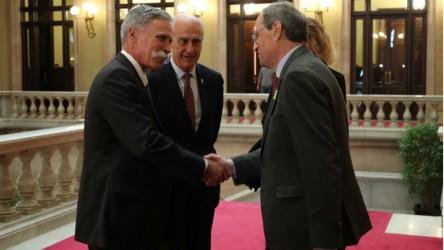 Primer contacto entre Fórmula 1 y la Generalitat para renovar el contrato