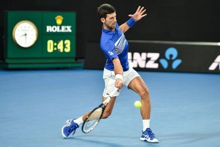Djokovic amplía su ventaja sobre Nadal y Fognini sube seis puestos
