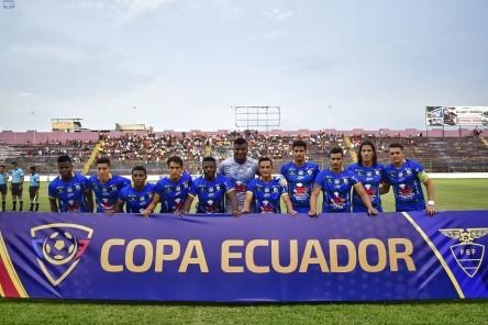 Mushuc Runa y Delfín van por avanzar en Copa Ecuador