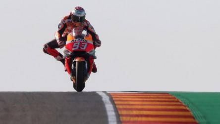Márquez también avisa a Ducati