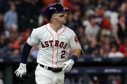 Astros firman extensión de contrato a Bregman por 100 millones