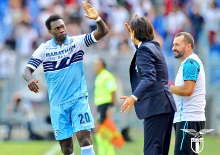 """""""Siempre he sentido el apoyo de la gente de Lazio"""""""
