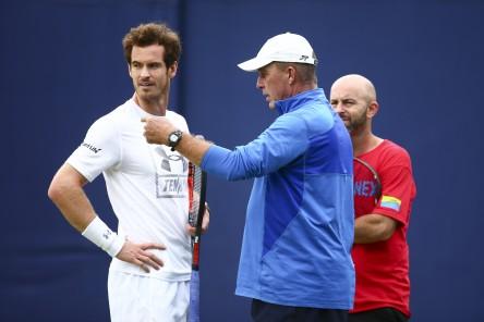 Andy Murray rompe por segunda vez con su entrenador Ivan Lendl