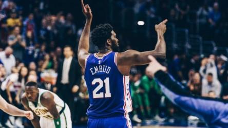 Sixers ganan duelo a Celtics; Raptors dejan a Thunder en crisis (Resumen)