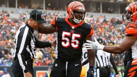 Jugadores de Steelers piden a NFL suspensión de Burfict por agresión a Brown