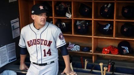 Astros vuelven a estar bajo sospechas con posible robo ilegal de señales