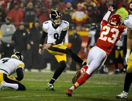 (16-18) Boswel y penalización hunden a Chiefs y ponen a Steelers en final AFC