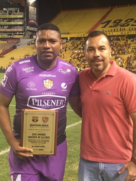 El 'Gordo Lucho' le dijo adiós al fútbol