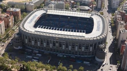 """El Real Madrid lanza """"llenemos el Bernabéu con solidaridad"""""""
