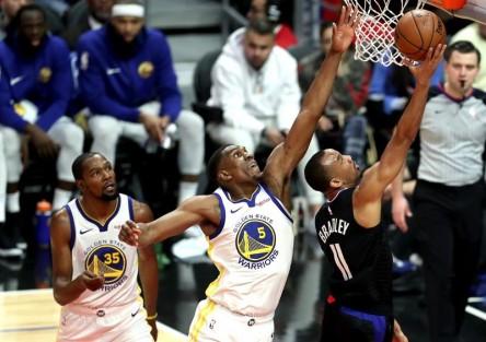 Warriors presentan el quinteto All-Star; los Jazz vuelven a ganar