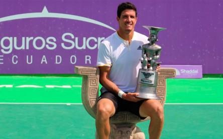 Gómez y Quiroz avanzan en Roland Garros