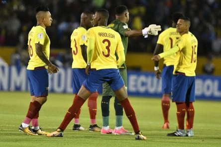Ecuador escaló dos posiciones en el ranking de la FIFA