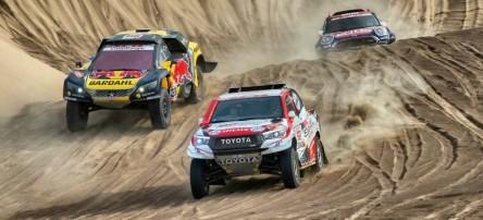 El Dakar busca escenario en Sudamérica, África y Oriente Medio para 2020