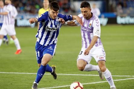 Valladolid rescata un punto ante Alavés