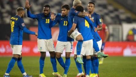 Brasil sigue dominando las Eliminatorias Sudamericanas