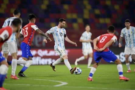 Argentina se estanca y Colombia recupera terreno en las Eliminatorias