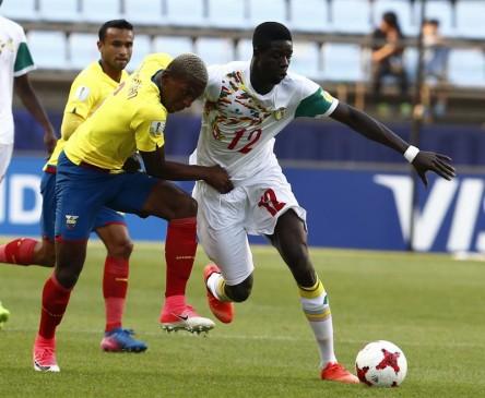 Ecuador no puede con Senegal y se despide del Mundial Sub20