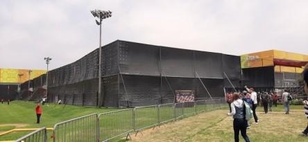 """Flamengo arma una """"jaula"""" en Lima para preparar final bajo absoluto secreto"""