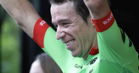 Urán se traza como meta para 2018 ganar el Tour de Francia