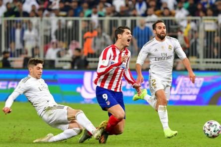 """Simeone, sobre la sanción a Valverde: """"Ya fui claro con lo que iba a pasar"""""""