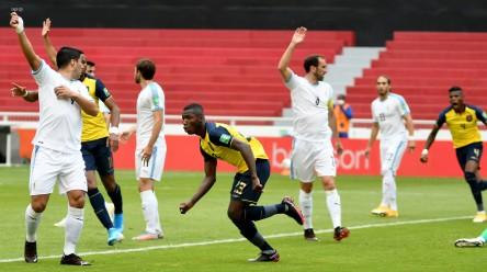 Desde Independiente se refieren al futuro de Moisés Caicedo