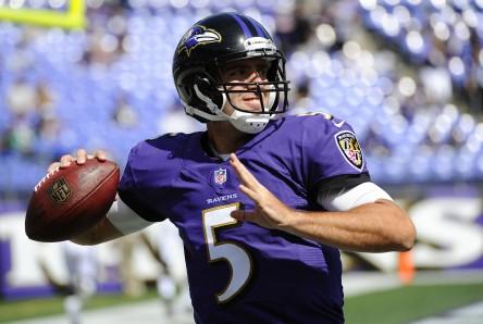 Ravens confirman que Joe Flaco no jugará pretemporada