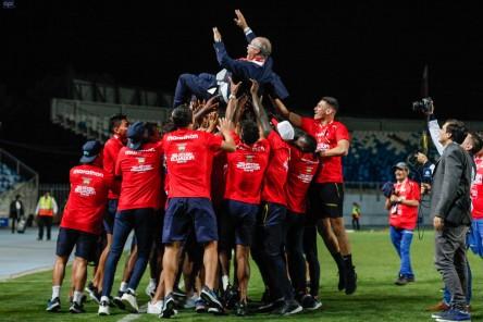 """Célico afirmó que Sub'20 de Ecuador """"no será una selección fácil para nadie"""""""