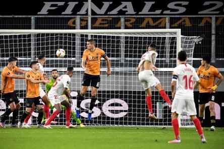 (0-1) El argentino Ocampos pone al Sevilla en las semifinales