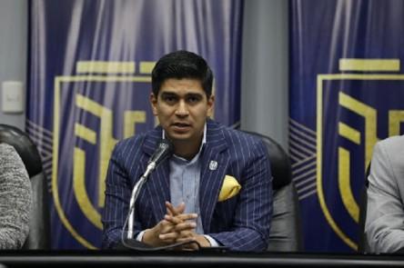 FEF no reconoce a Estrada como miembro de su directorio