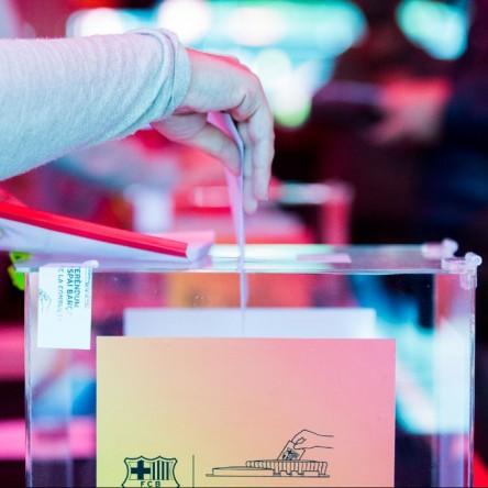 Las elecciones en el FC Barcelona se aplazan