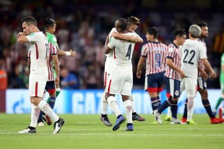 El Kashima remonta al Guadalajara y se reencontrará con el Real Madrid