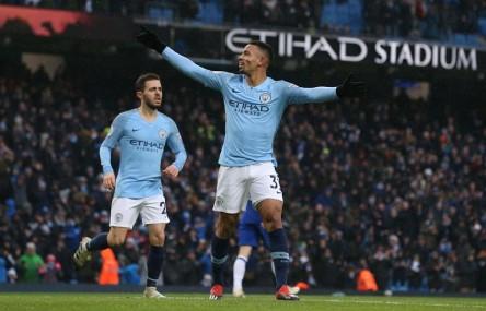 Gabriel Jesús devuelve al Manchester City al liderato