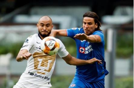 """Amargo empate de Cruz Azul sin el """"Cuco"""" Angulo"""