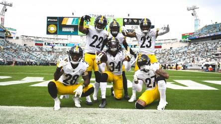 Steelers siguen invictos; Saints y Chiefs amplían rachas ganadoras (Resumen)